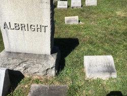 Ronald Albright