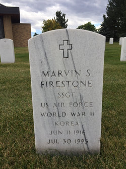 Marvin S Firestone