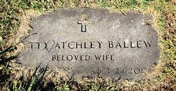 Betty Lou <I>Ward</I> Ballew