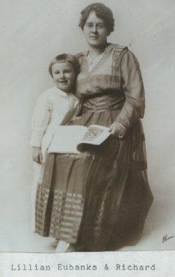Lillian <I>Ramsby</I> Eubanks