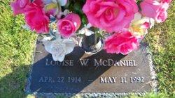 Louise W. McDaniel