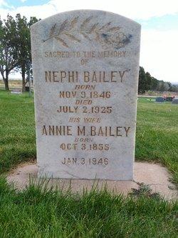 Annie Eva Augusta <I>Mackelprang</I> Bailey