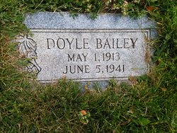 Doyle W Bailey