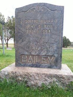 Mary May <I>Westerhold</I> Bailey