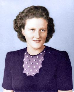 Roberta June <I>Henderson</I> Townsend