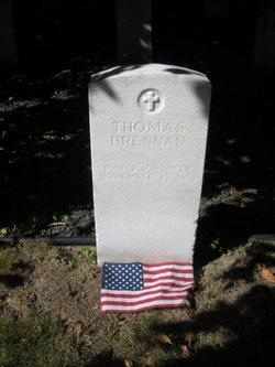 PVT Thomas Brennan