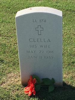 Clella Mae <I>Wallace</I> Napier