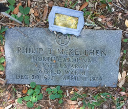 Phillip Thompson McKeithan