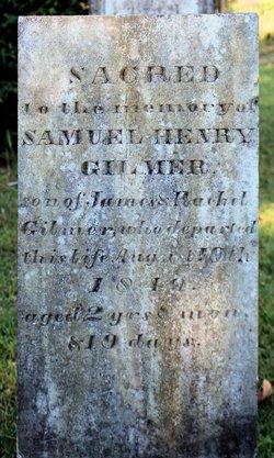 Samuel Henry Gilmer