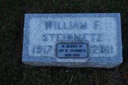 """William Frederick """"Bill"""" Steinmetz"""