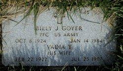 Billy Joe Goyer