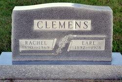 Rachel E <I>Mount</I> Clemens