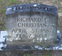 Richard Frank Christian