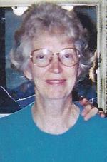 Mary Christine <I>Bush</I> Shafford
