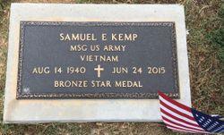 Samuel Elihu Kemp