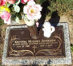 Krystal Michelle <I>Hughes</I> Johnson