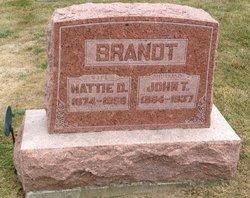 John Theodore Brandt, Jr