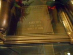 Mary Blair <I>Hay</I> Hegewald
