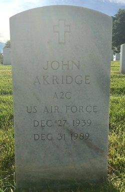 John Akridge