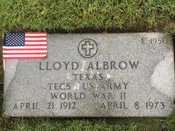 Lloyd Albrow