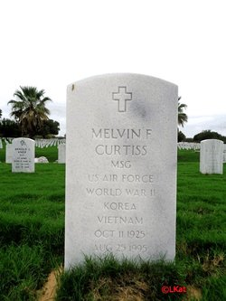 Melvin F Curtiss