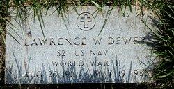 Lawrence W Dewey