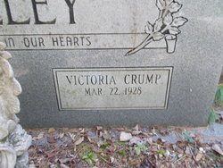 Victoria <I>Crump</I> Alley