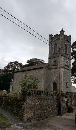 Clashmore Church of Ireland Graveyard