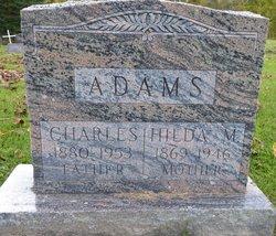 Hilda M Adams