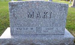 Walter M Maki