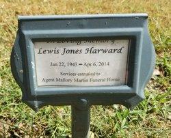 Lewis Jones Harward