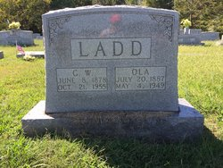 Lee Ola <I>Myatt</I> Ladd