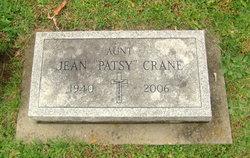 """Jean """"Patsy"""" Crane"""