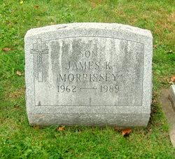 James K Morrissey