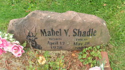 Mabel V Shadle