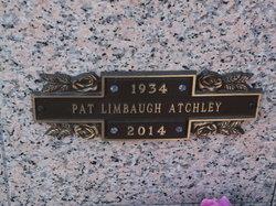 Pat <I>Limbaugh</I> Atchley