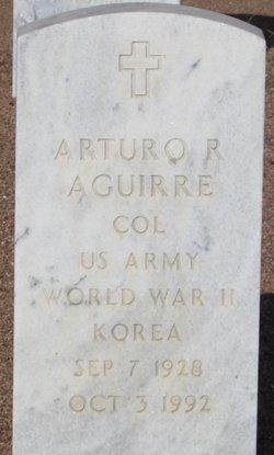 Arturo R Aguirre