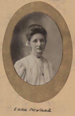 Emma <I>Newland</I> Pohl