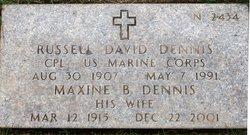 Russell David Dennis