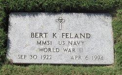Bert K Feland