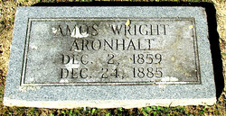 Amos Wright Aronhalt