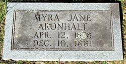 Myra Jane Aronhalt