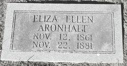 Eliza Ellen Aronhalt