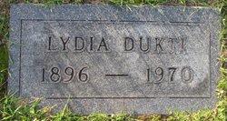 Lydia Dukti