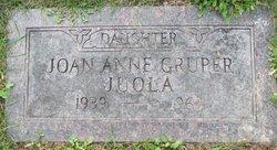 Joan Anne <I>Gruper</I> Juola
