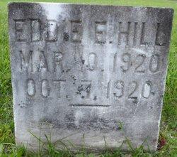 Eddie E Hill
