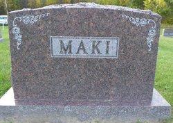 Hilma <I>Saaralampi</I> Maki