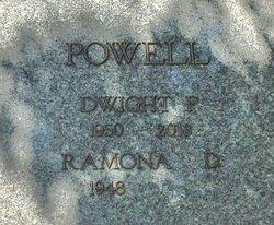 Dwight F Powell, Sr