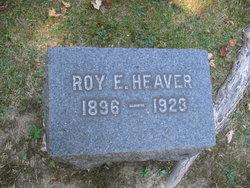 Roy Edmund Heaver