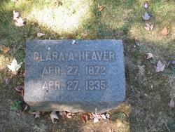 Clara <I>Klepfer</I> Heaver